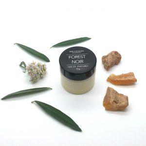 botanical artisan solid perfume