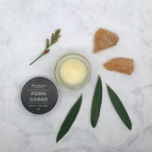 natural organic solid perfume