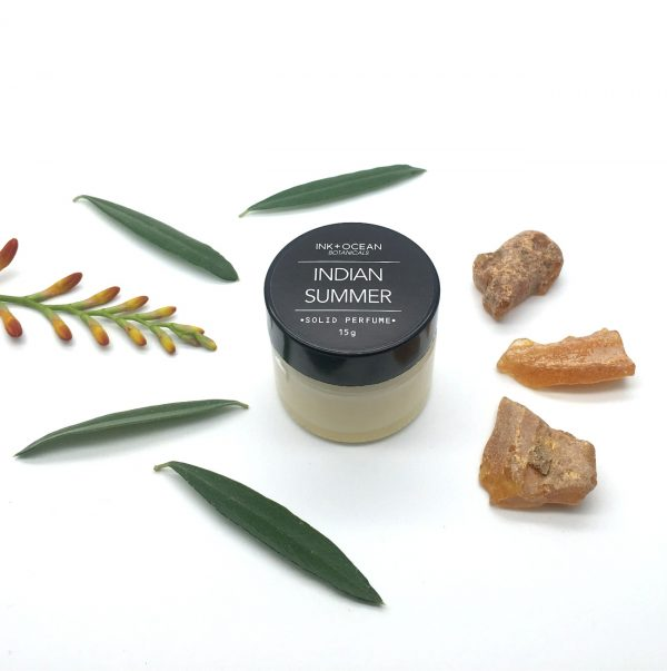 natural organic solid perfume