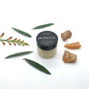 monsoon botanical solid perfume