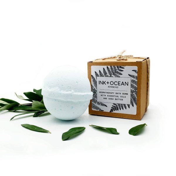 aromatherapy bath bomb
