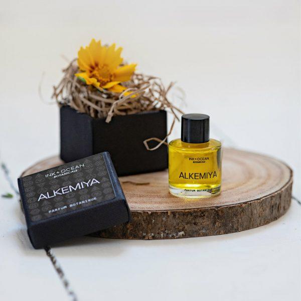 alkemiya organic botanical perfume