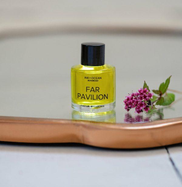 far pavilion organic botanical perfume