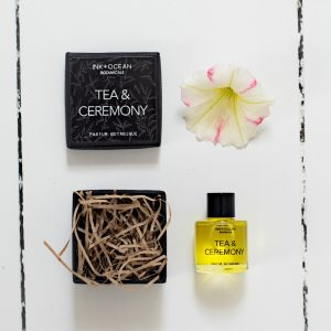 tea and ceremony botanical perfume