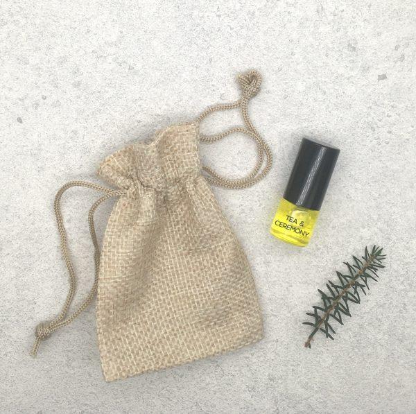 organic natural botanical perfume