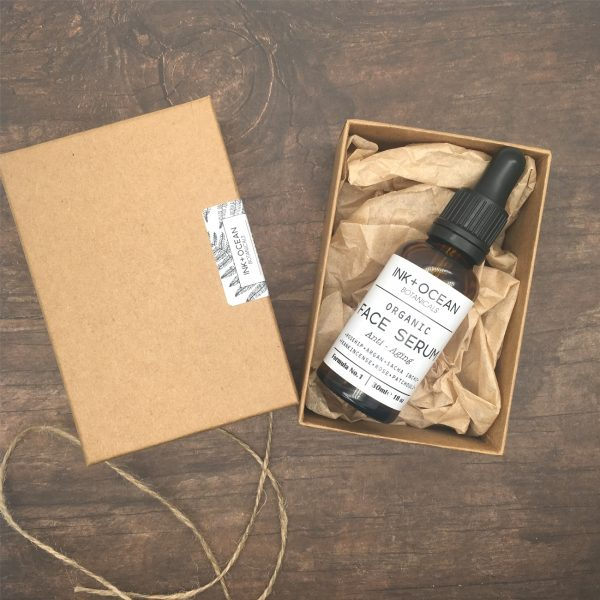 organic anti ageing serum