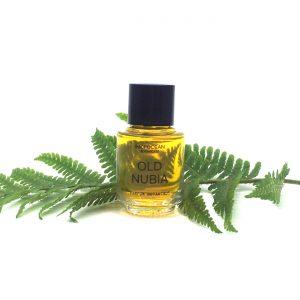 natural botanical old nubia oud perfume