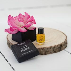old nubia natural botanical perfume