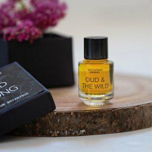 oud organic botanical perfume
