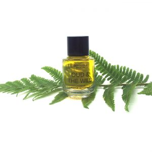 natural botanical oud perfume