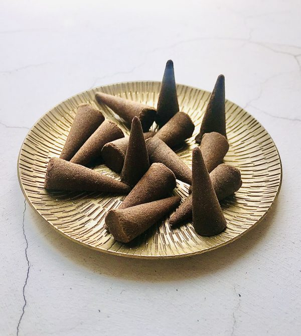 herbal incense cone