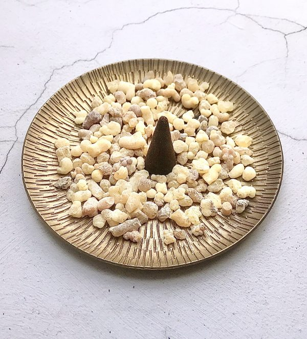 frankincense incense cone