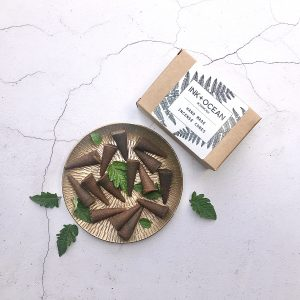 Patchouli incense cone