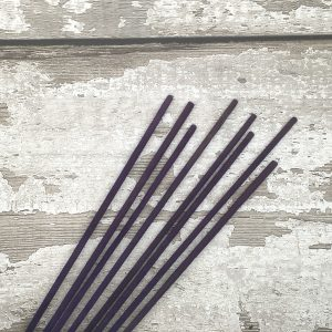 essential oil incense sticks