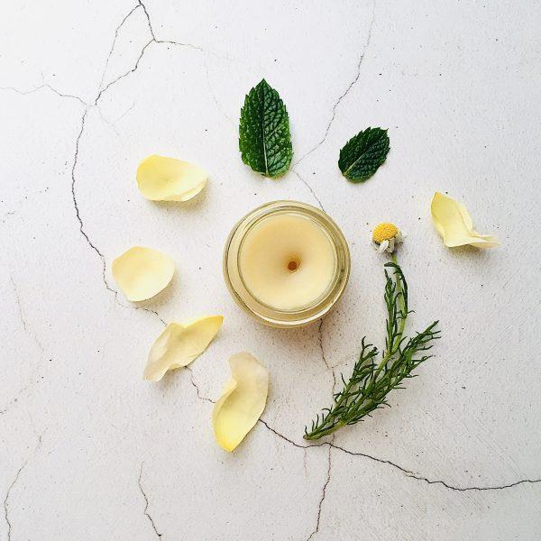 wildflower solid perfume