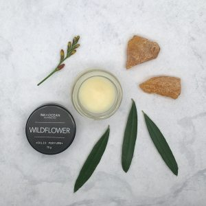 wildflower solid perfume