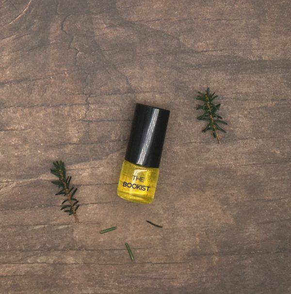 THE BOOKIST botanical perfume