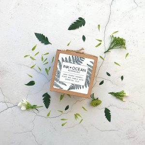 aromatherapy plant wax organic candle