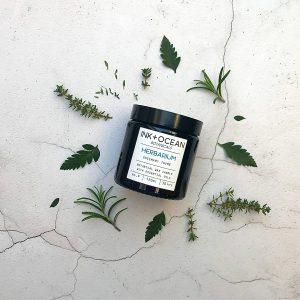 herbarium aromatherapy candle