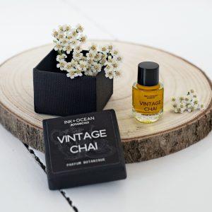 botanical chai perfume