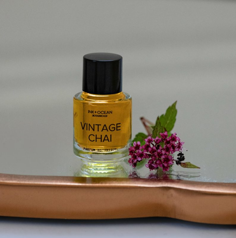 botanical chai tea perfume