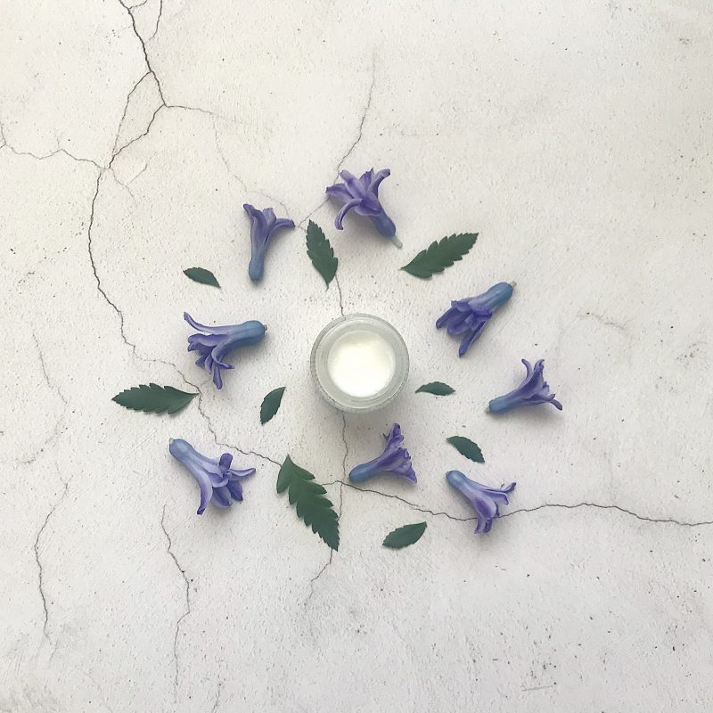 hyacinth solid perfume