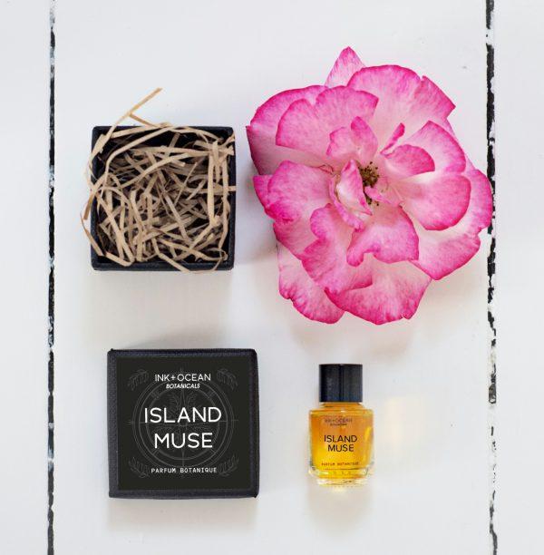 botanical perfume tropical