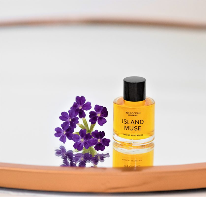 tropical botanical perfume