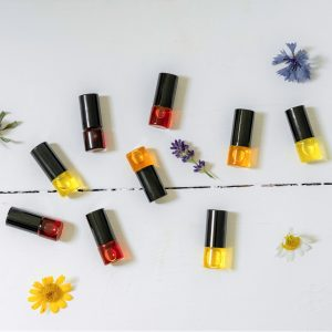 botanical perfume sample