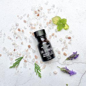 stress aromatherapy smelling salts