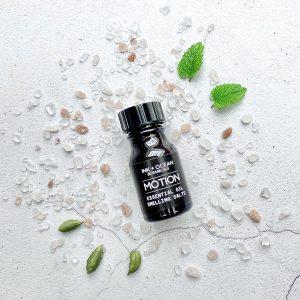 nausea aromatherapy smelling salts