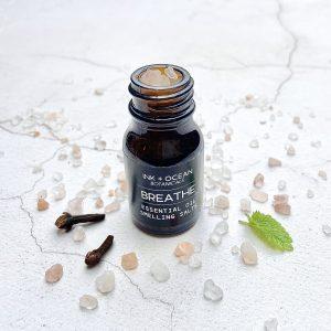 sinus aromatherapy smelling salts