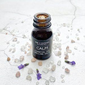 calm aromatherapy smelling salts