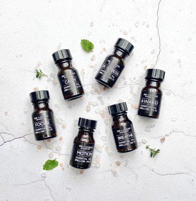 aromatherapy smelling salts